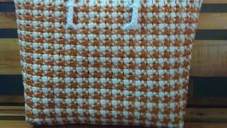 New model 3D box knot basket by Sasikala Kallakurichi