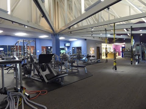Fitness Club Tour - Pleasant Valley Tennis and Fitness Club