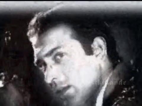 Ashkon ne jo paaya hai..Chandi Ki Deewar1964 -Talat -Sahir Ludhianvi - N Dutta..a tribute