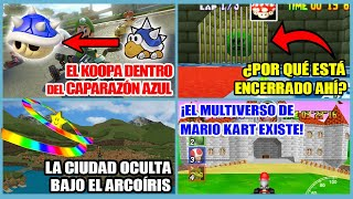 7 Misterios de Mario Kart que YA han sido RESUELTOS (y NO LO SABÍAS)  N64  Wii  Switch   N Deluxe