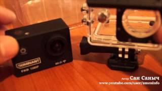видео Купить Xiaomi Yi Action Camera в Тюмени | Цена Xiaomi Yi Action Camera Белый на PHONE72.ru