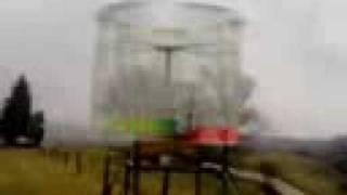 Vertical Wind Generator in Switzerland