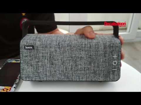 Phụ kiện Loa Bluetooth HOCO BS10 công nghệ cao