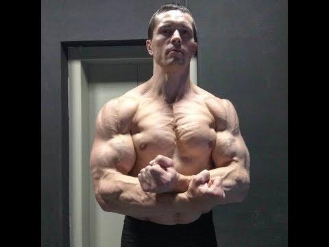 Сколько килограммов чистых мышц можно набрать внатураху за месяц, год?