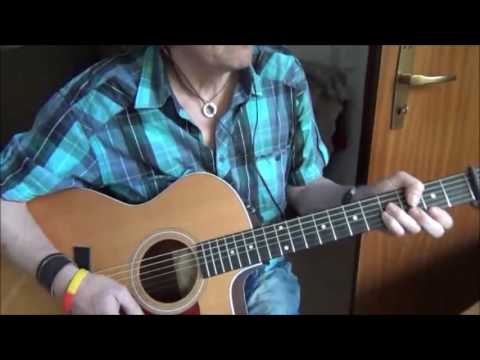 Why Can't We Live Together - Sade, Timmy Thomas - Acoustic Guitar Rendition & Tutorial
