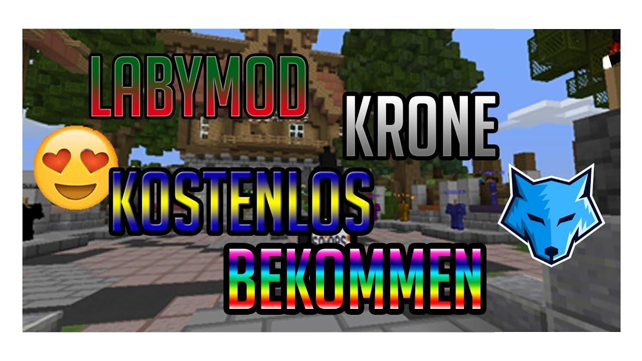 LABYMOD KRONE KOSTENLOS BEKOMMEN!!!! - YouTube