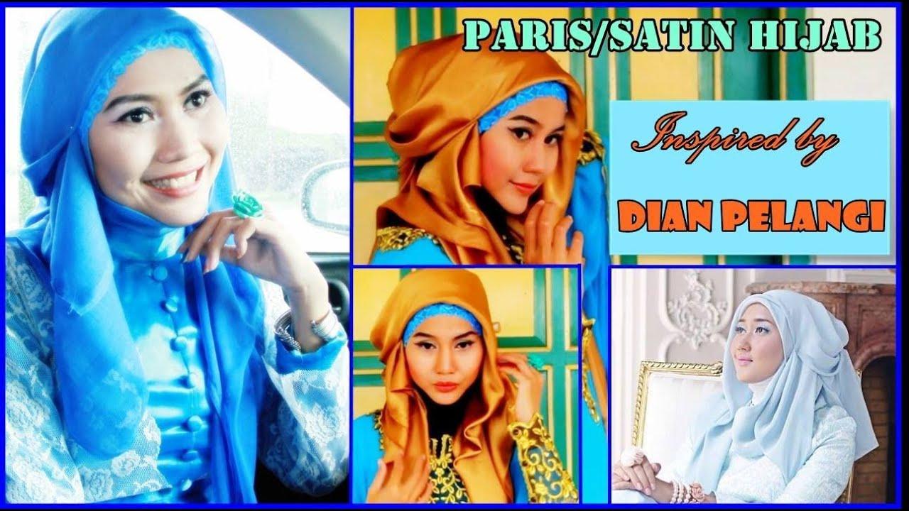 Tutorial Hijab Dian Pelangi Iklan Wardah Modern Hijab Tutorial