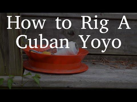 How To Rig A Cuban Yoyo