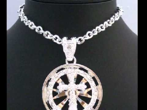 Long cross pendant necklace spinning cross spinning pendant necklace long cross pendant necklace spinning cross spinning pendant necklace aloadofball Choice Image