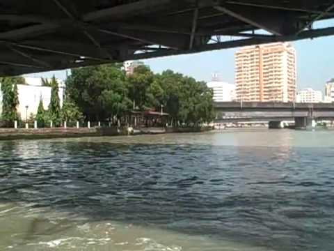 Pasig River Ferry Terminals MacArther Bridge