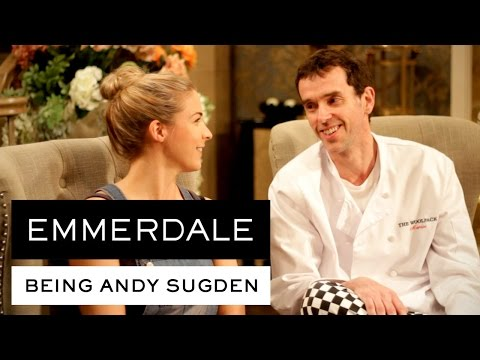 Emmerdale  'Being Andy Sugden': Cast reflections ByeAndy