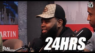 24Hrs Interview w/ The Real After Party (Bootleg Kev, DJ Damage, & Dre Sinatra)