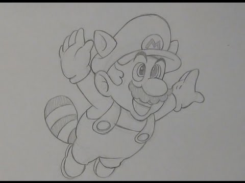 Dibujar a Mario Bros  YouTube