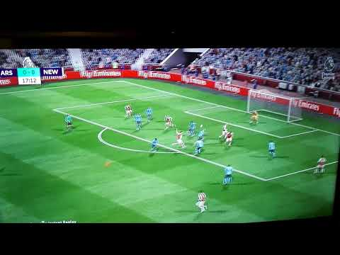 FIFA 18 Aaron Ramsey Goal
