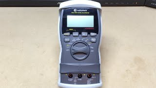 Review - RadioShack True RMS Digital Multimeter w/ Autoranging (they re still open!) #0020
