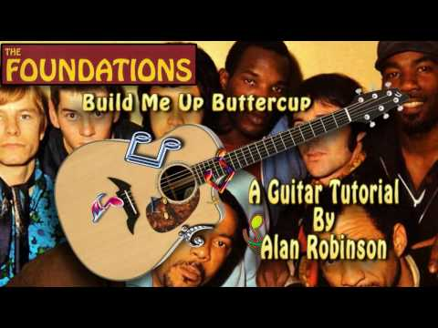 Build Me Up Buttercup - The Foundations - Acoustic Guitar Lesson