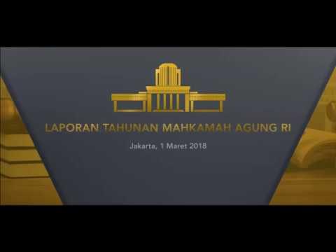 LAPORAN TAHUNAN MAHKAMAH AGUNG RI TAHUN 2018