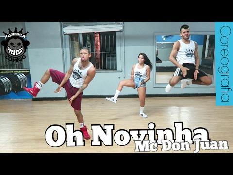 Oh Novinha - MC Don Juan COREOGRAFIA Ft. Cia. Thiago Bertuci