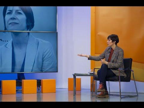 Entrevista con Ana Pontón, voceira do BNG