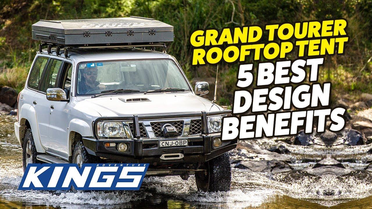 Adventure Kings Roof Top Tent Weight adventure kings grand tourer 5 best design benefits