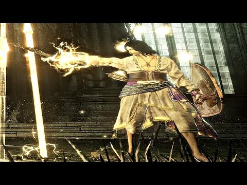 dark souls 3 how to join spear of the church