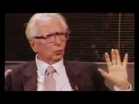 Interview with Dr  Viktor Frankl part I
