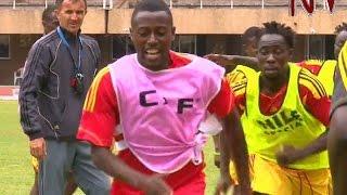Micho unveils team for Burkina Faso match