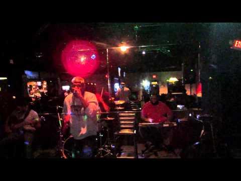 Emcee Logic Live at Static Lounge (01/05/15)