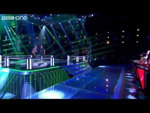 Bill Downs Vs Max Milner: Beggin  The Voice UK  Battles 1  BBC One