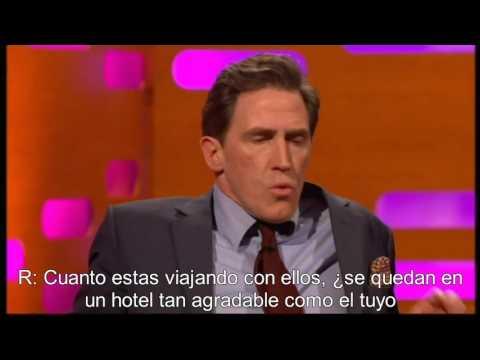 Harry Styles - Graham Norton Show (Subtitulado en español)