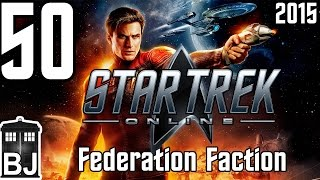 Let's Play Star Trek Online (2015) Federation - 50 - Free-to-Play Starship Rant Where's My Ship!?!?