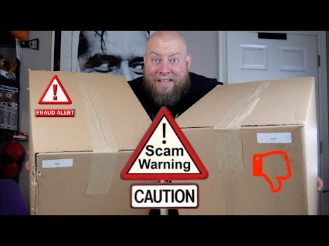 I GOT SCAMMED ON THIS $2255 Amazon Customer Returns Electronics Pallet
