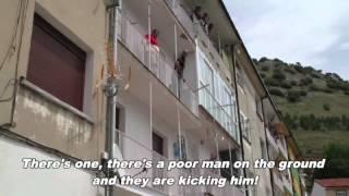 Asturian Miners strike, Summer 2012 (Microfilms)
