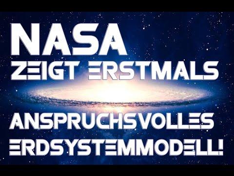 NASA zeigt uns erstmals ein Anspruchsvolles Erdsystemmodell!