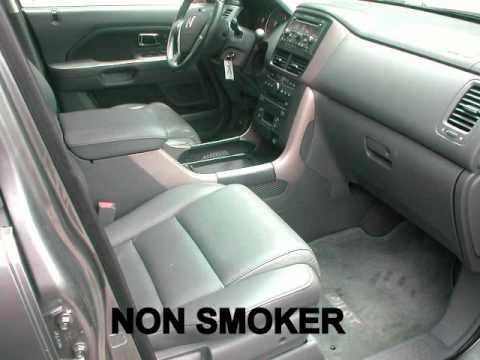 2007 Honda Pilot Interior - YouTube