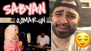 "Download lagu Reacting To Sabyan ""Qomarun """