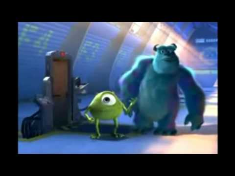 Monster AG Outtakes [ger] (Monsters, inc)