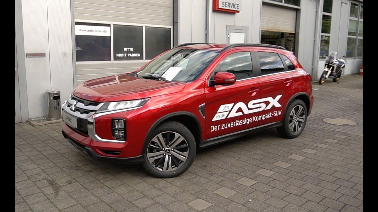 2020 Mitsubishi Asx New Concept