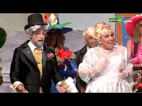 Cómo nos vamos a poné. Carnaval de Gines 2016 (Cuarta semifinal)