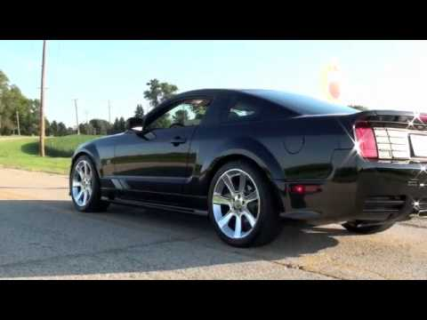 Saleen Mustang 06 Youtube
