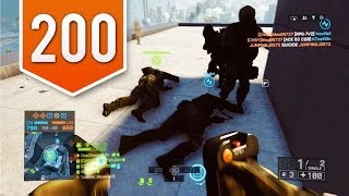 BATTLEFIELD 4 Road to Colonel Live Multiplayer Gameplay 200 HOUR OF POWER