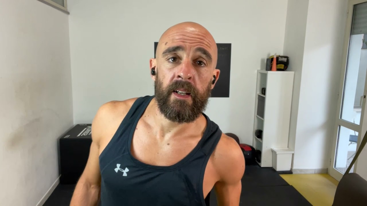 WORKOUT FUNZIONALE in sequenza MIXATA