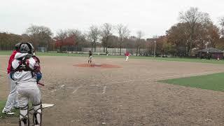 Queens Comets Vs Brooklyn Kings 2018 Fall Baseball 111818  000018