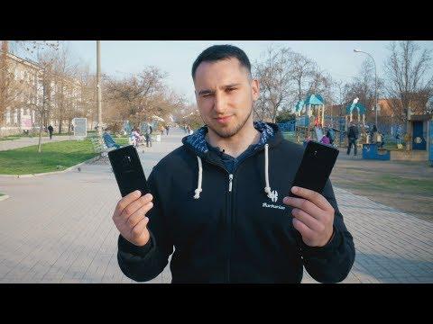Samsung Galaxy S8 vs S9 - Что Выбрать !? ОБЗОР Пользователя