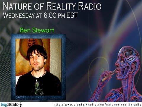 Ben Stewart: Art & Consciousness