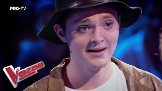 George Aghinea vs. Mădălina Lefter - How deep is your love | Battles | The Voice of Romania 2019