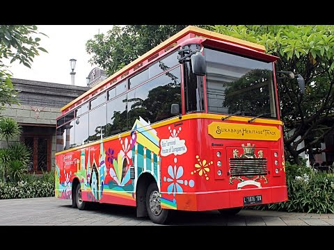 Surabaya Heritage Track City Tour