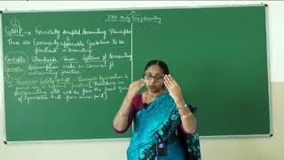 I PUC | Accountancy | Theory base of accounting-01