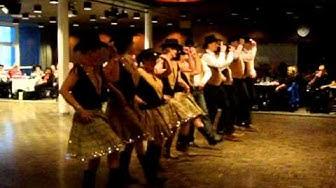 Traditional Western Dance Competition 11.2.2012, Hotelli Tallukka Vääksy