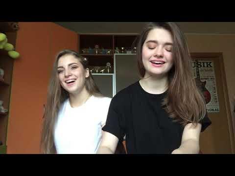 Элджей feat Feduk - Розовое вино (katty and olga cover)